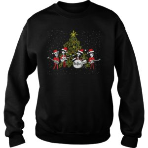 The Beatles Merry Christmas sweatshirt, hoodie, long sleeve - The Beather Merry Christmas sweatshirtv 300x300