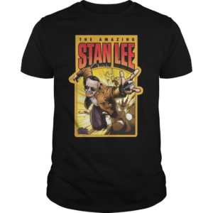 The amazing Stan lee shirt, hoodie, long sleeve - The amazing Stan lee shirt 300x300