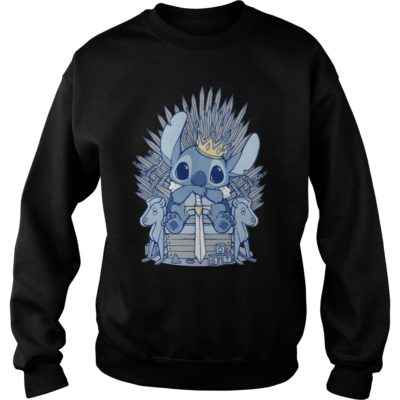 Stitch GOT Thrones shirt, hoodie - Lovely and so cool with this shirt. Great gift idea for girlfriends your wife and who you love.vvv  400x400