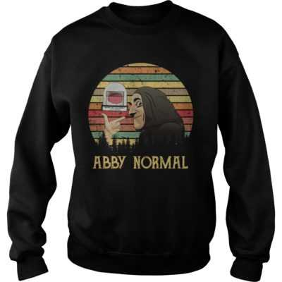 Abby normal shirt, hoodie - Abby normal shi 400x400