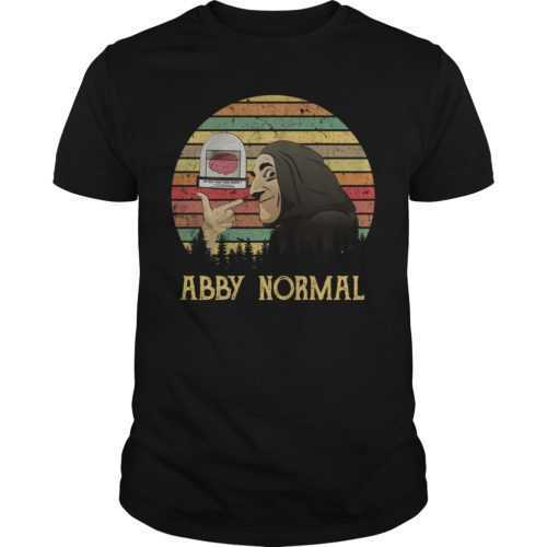 Abby normal shirt, hoodie - Abby normal shirt 1 500x500