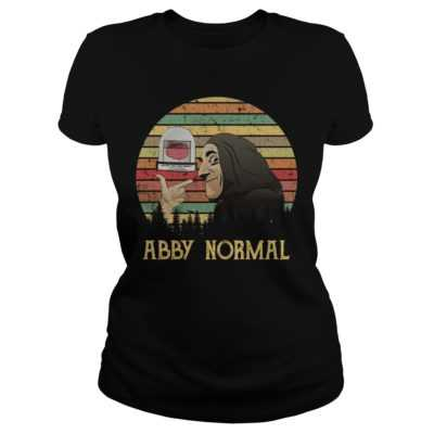 Abby normal shirt, hoodie - Abby normal shirtv 400x400